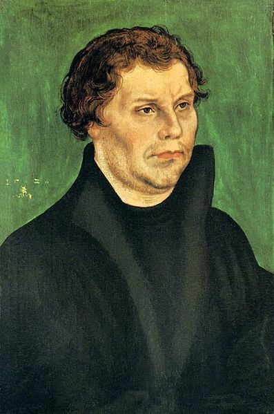 Martin Luther (Eisenach, 1526)